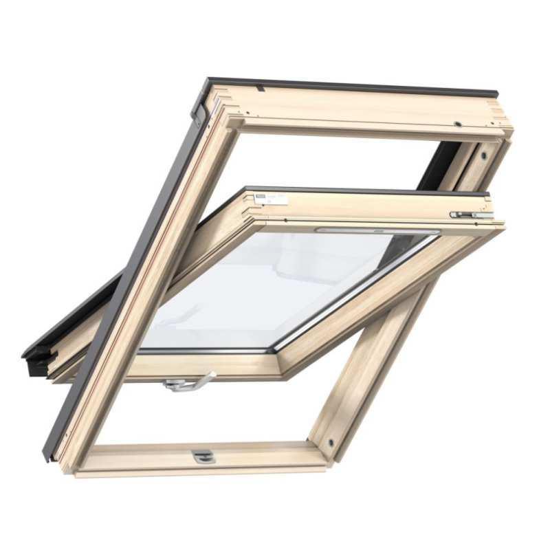 Velux standard tet ablak gzl 1051 b als kilincses 78 x - Velux 140 78 ...