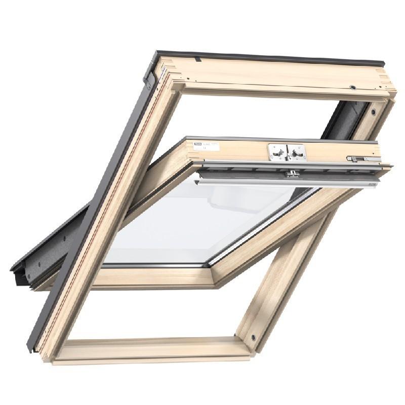 velux standard plus tet ablak gll 1061 78 x 98 cm x cm fels kilincses fa tet centrum. Black Bedroom Furniture Sets. Home Design Ideas