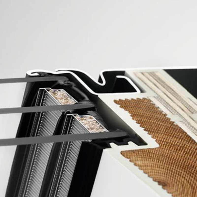 velux standard plus m anyag tet ablak glu 0061 fels kilincses 78 x 118 cm x cm tet centrum. Black Bedroom Furniture Sets. Home Design Ideas